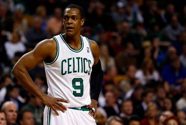 Boston Celtics trade Rajon Rondo to Dallas Mavericks