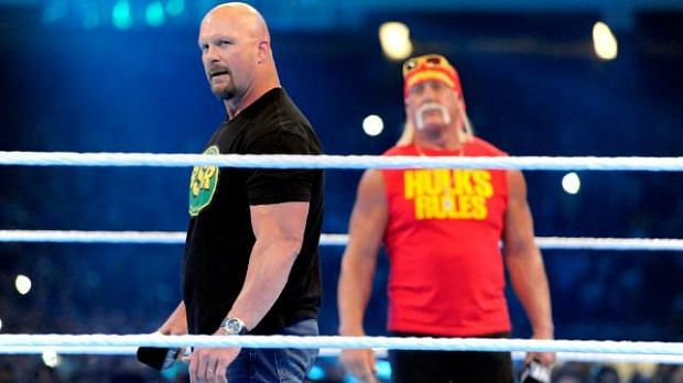 Stone Cold responds to Hulk Hogan calling him a coward, If they will face off at WrestleMania
