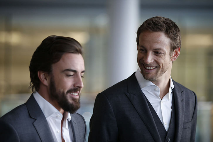 How Alonso provides Button with the best opportunity to prove his worth