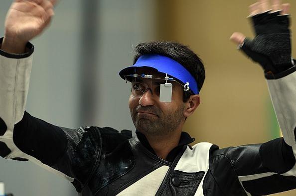 Abhinav Bindra wins bronze at National shooting meet