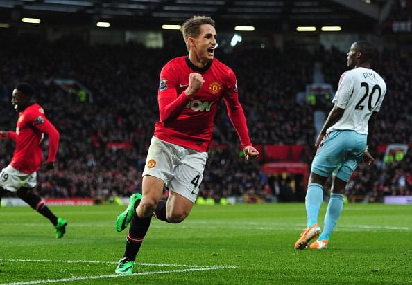 Reports: Inter Milan and Real Sociedad fight to sign Manchester United's Adnan Januzaj on loan