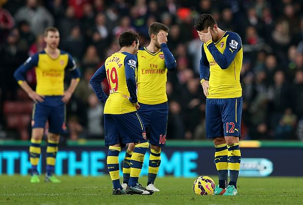Arsenal's title challenge is far from over