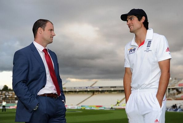 Alastair Cook sacked in a 'hugely disrespectful' way: Andrew Strauss