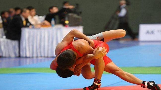 Myanmar to host Asian Junior Wrestling Championships