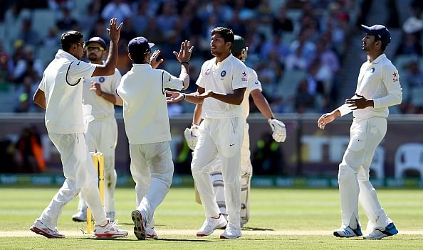 Australia vs India 2014/15 - 3rd Test, Day 1: India slightly ahead after restricting Australia to 259/5