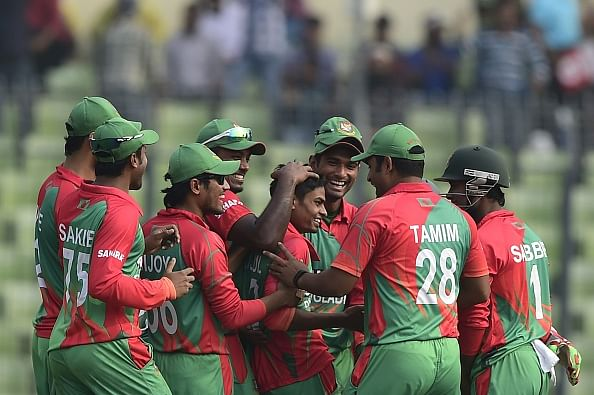 Bangladesh announce list of probables for 2015 World Cup