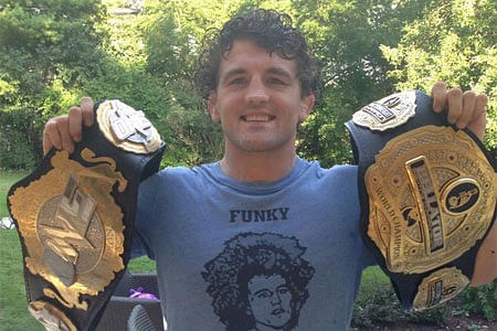 Exclusive interview: Ben Askren says Johny Hendricks is scared of him, talks about UFC move and CM Punk's MMA move