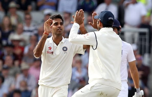 Australia v India 2014/15: Dhawal Kulkarni called in as cover for the injured Bhuvneshwar Kumar