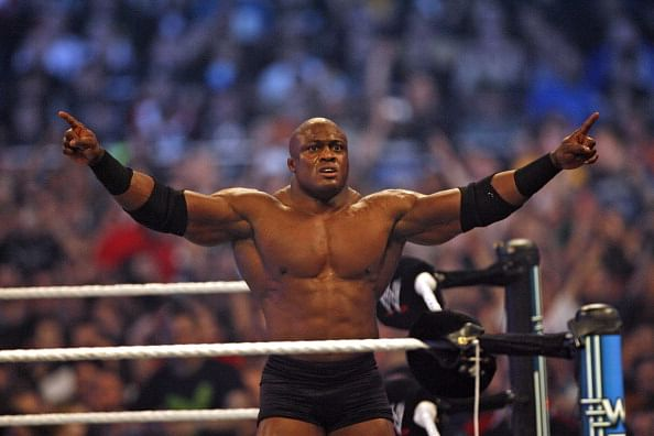 Bobby Lashley's no-holds-barred interview