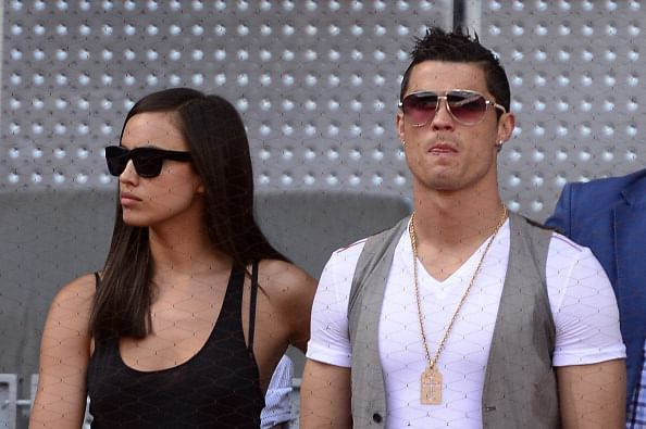 My girlfriend steals my boxers: Cristiano Ronaldo