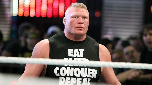 Brock Lesnar reducing weight for UFC? Better deal from WWE?