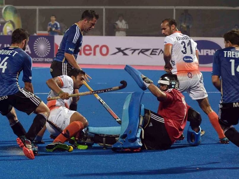 Champions Trophy: India go down 2-4 to Argentina