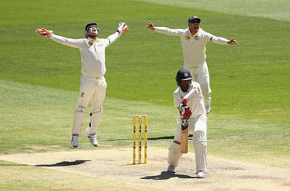 Current India-Australia Test XI