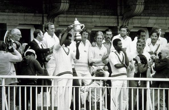 Team history at Cricket World Cup - West Indies (1975-2011)