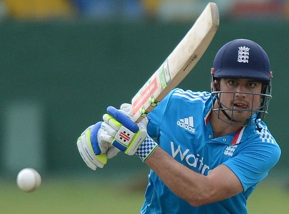 Alastair Cook suspended for an ODI due to slow over-rate