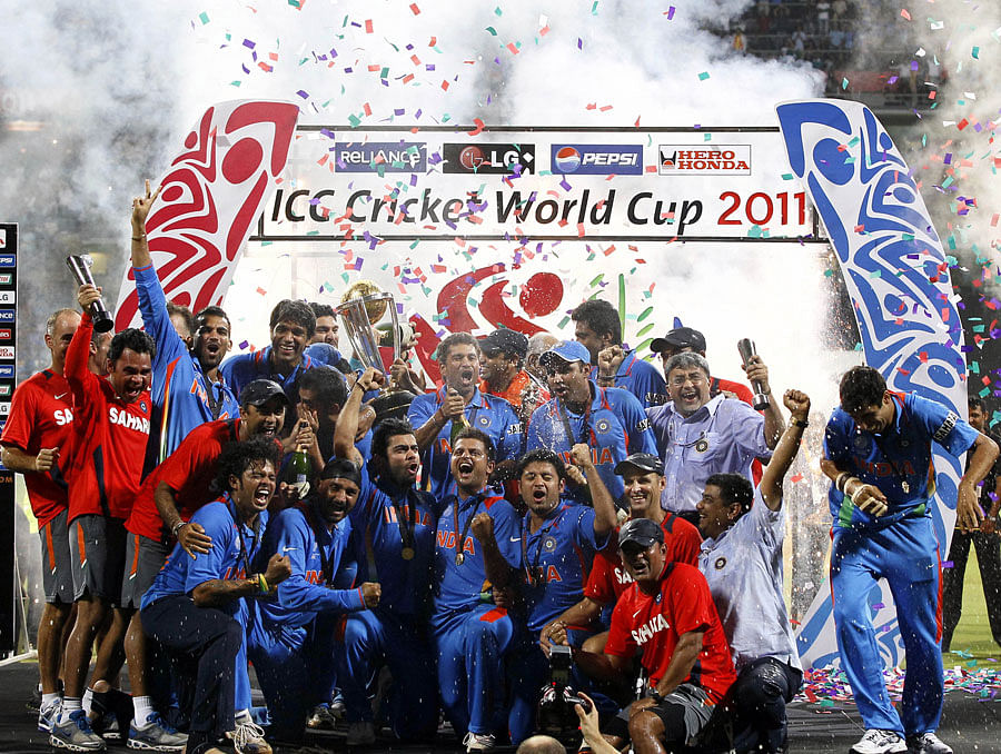 What's left of India's victorious 2011 World Cup team?