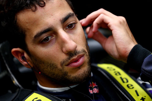 Welcome change for Ricciardo: To lead Red Bull from 2015 season