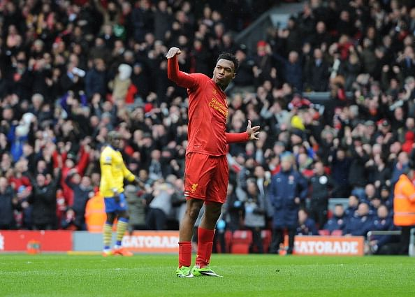 Video: Liverpool's Sturridge says he supported Arsenal while growing up during Q&A with Indian supporters