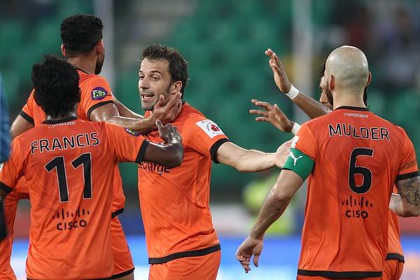 ISL: Delhi Dynamos hold Chennaiyin FC to a 2-2 draw