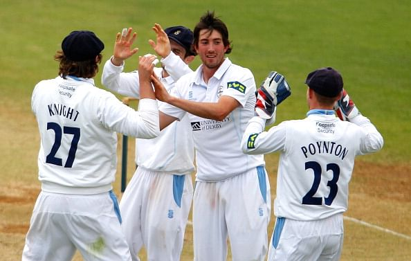 Yule blog: Which players could Derbyshire get?