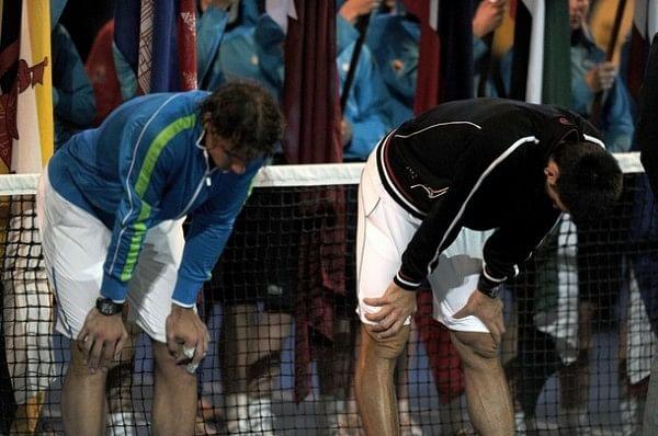 5 longest Grand Slam finals