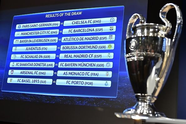 Analysing the Champions League round of 16 draw from La Liga's point of view