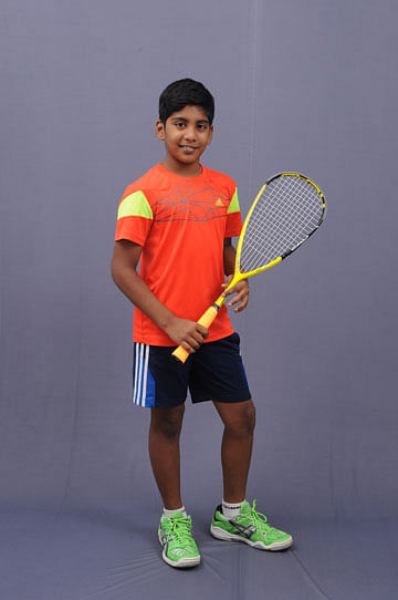 Navaneeth Prabhu wins the Singapore Junior Open