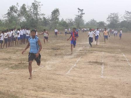 Khel Vikas athletes excel in Rajiv Gandhi Khel Abhiyan