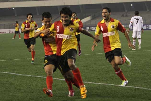 East Bengal only Indian side in top 100 of AFC's new club rankings
