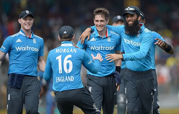 England announce 15-man squad for 2015 ICC World Cup
