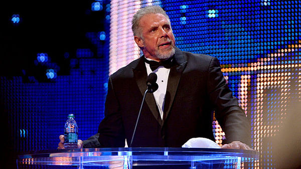 ultimate warrior hall of fame - photo #9