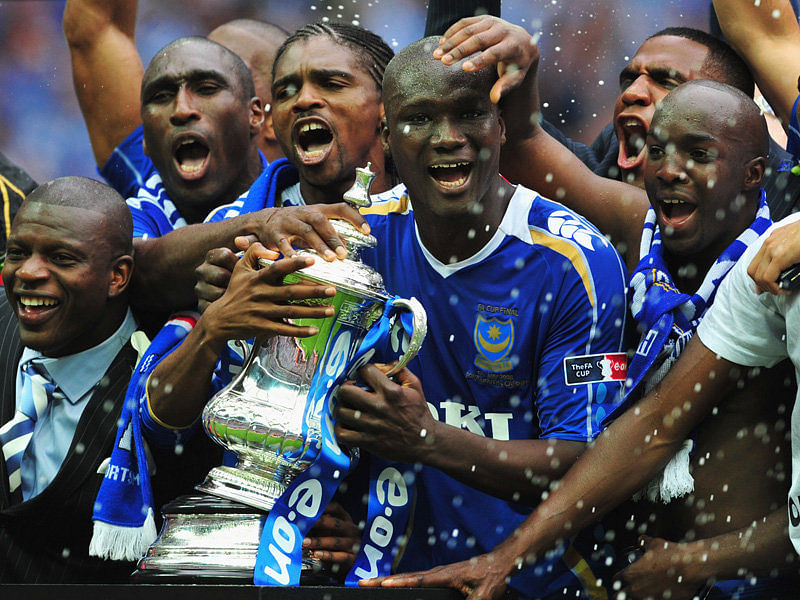The sad story of Portsmouth FC: from FA Cup Champions to League Two strugglers