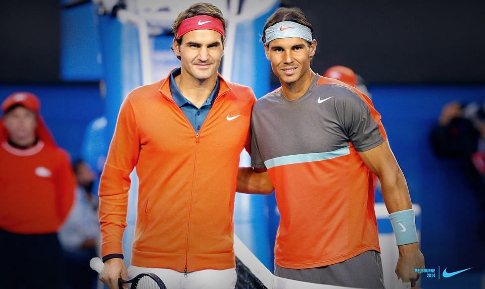 Why Roger Federer - Rafael Nadal rivalry is the best