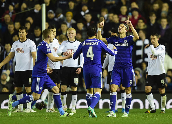 Derby 1-3 Chelsea: A professional away win in the League Cup Quarters
