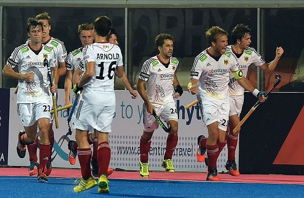 Germany down England to reach Champions Trophy semis