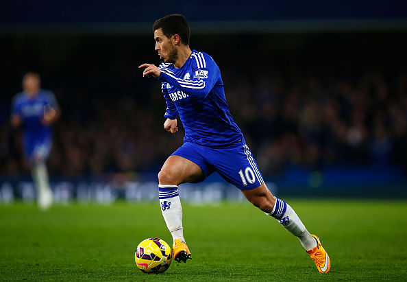 Forget it Real Madrid: Hazard to sign new contract at Chelsea