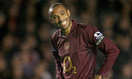 Remembering Thierry Henry's impact on the Premier League