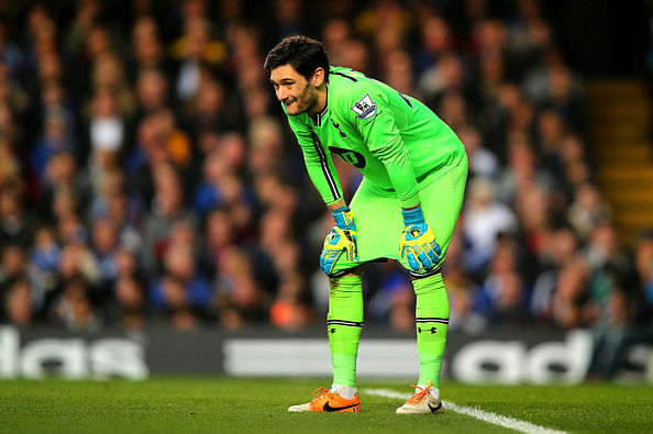Hugo Lloris's story of discontent makes for painful reading