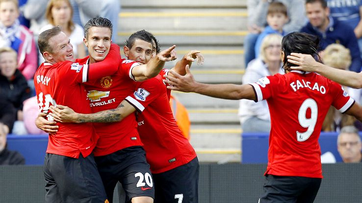 5 reasons why Manchester United can win the 2014/15 Premier League title