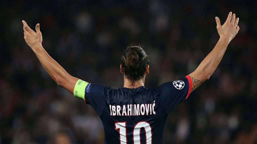 There is only one Zlatan Ibrahimovic