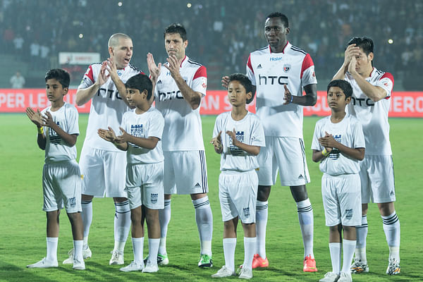 ISL: NorthEast United FC ends ISL campaign with a 1-1 draw at home against Mumbai City FC