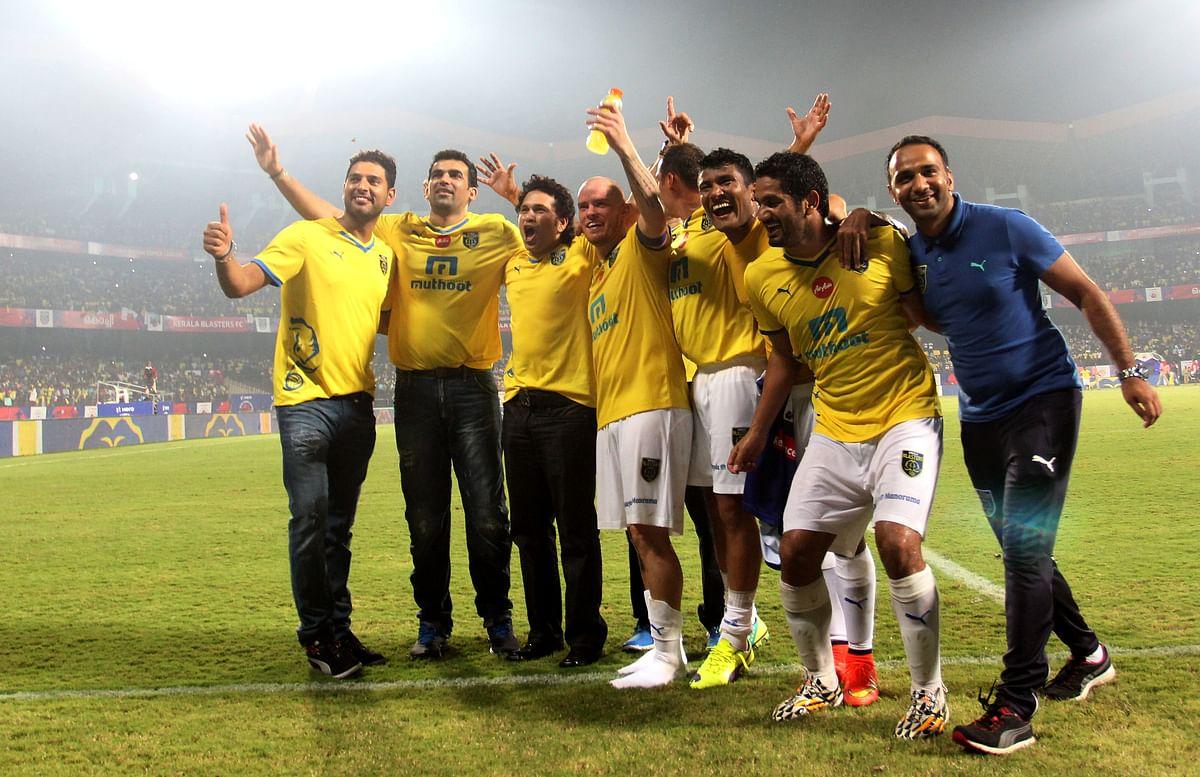 ISL: Kerala Blasters sink Chennaiyin FC 3-0