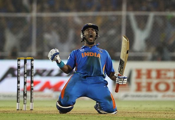 Yuvraj Singh: Celebrating 33 years of a champion