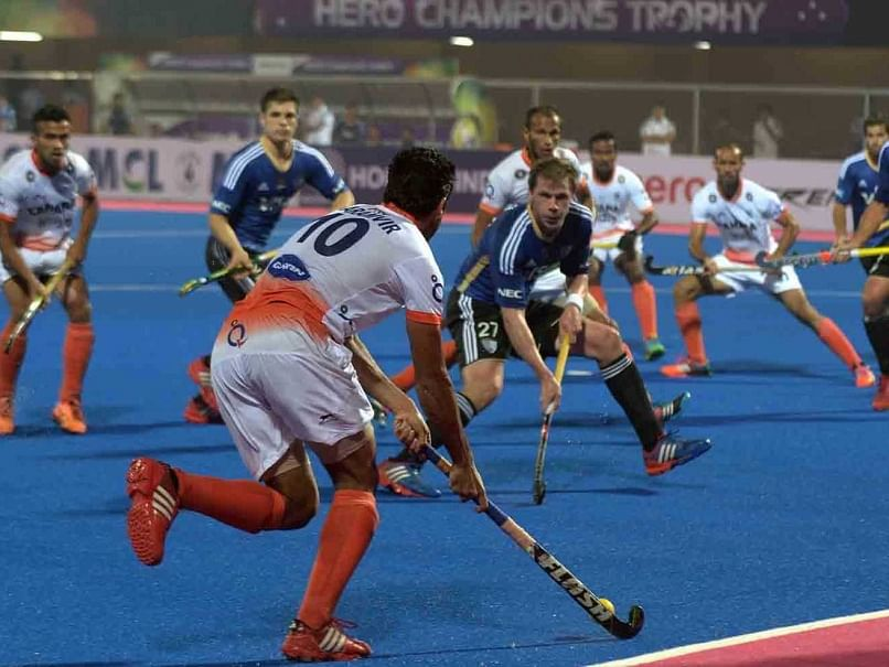 Argentina cruise past India 4-2 in the Champions Trophy
