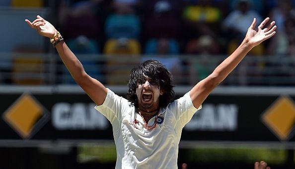 Australia and Ishant Sharma fined after Brisbane Test