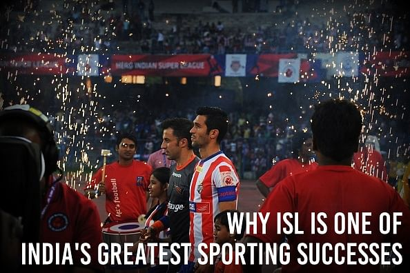 Why the Indian Super League is one of India's greatest sporting successes