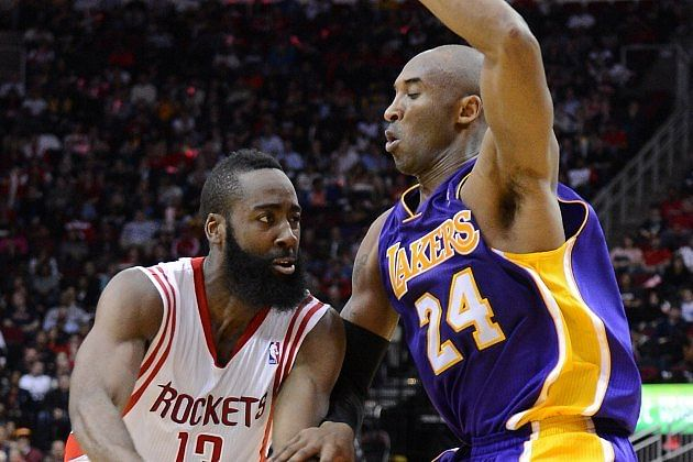James Harden and Kobe Bryant make special appearance in Shaqtin A Fool