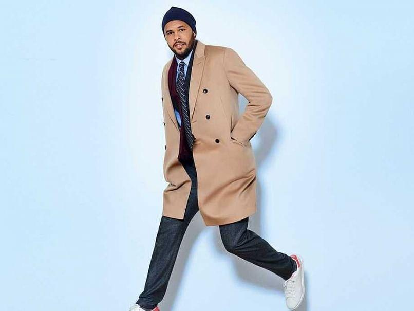 Jo-Wilfried Tsonga on French edition of fashion magazine