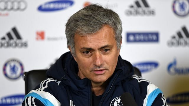 Video: Mourinho refuses to talk about Lampard during press conference ahead of Tottenham tie