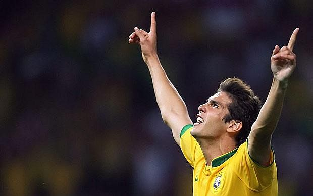 Brazilian football has 'stopped in time': Kaka